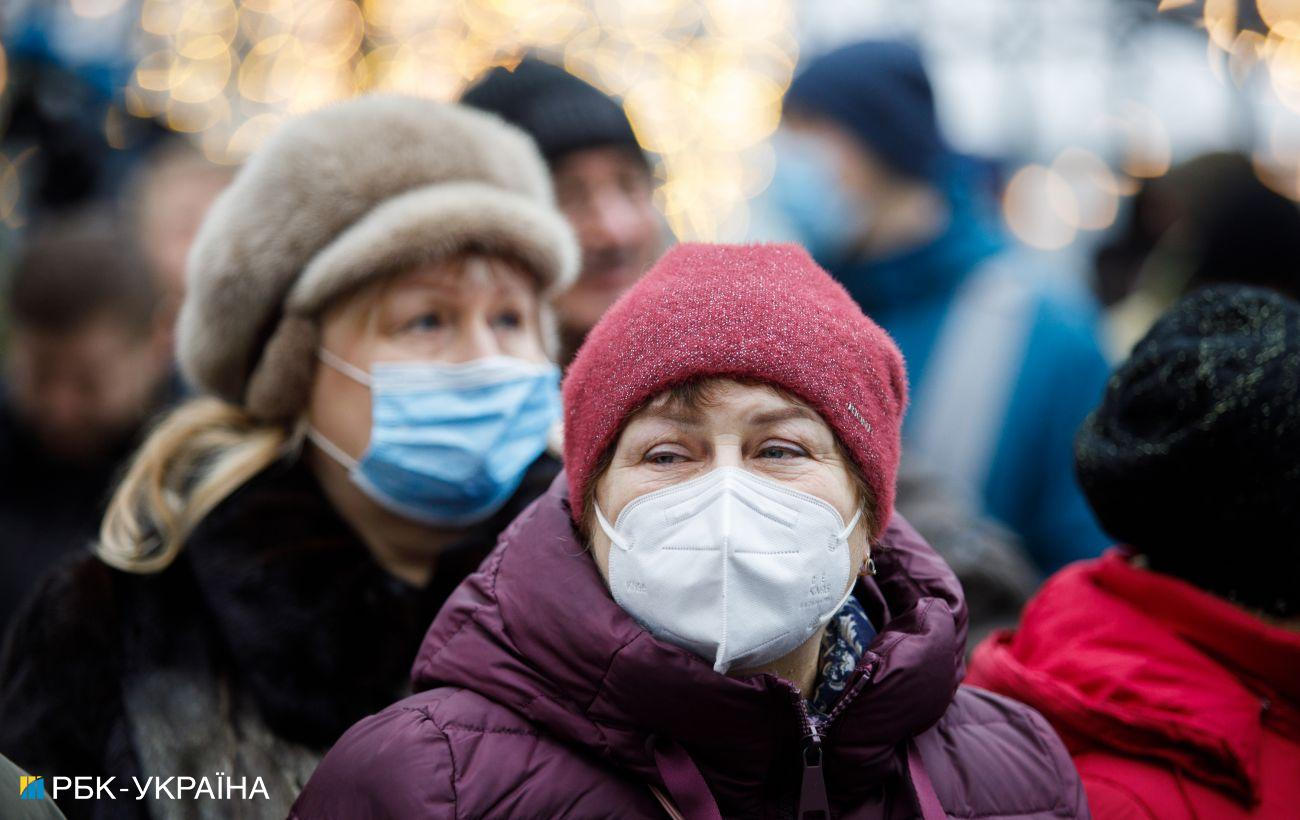 В Украине 2394 новых случая коронавируса
