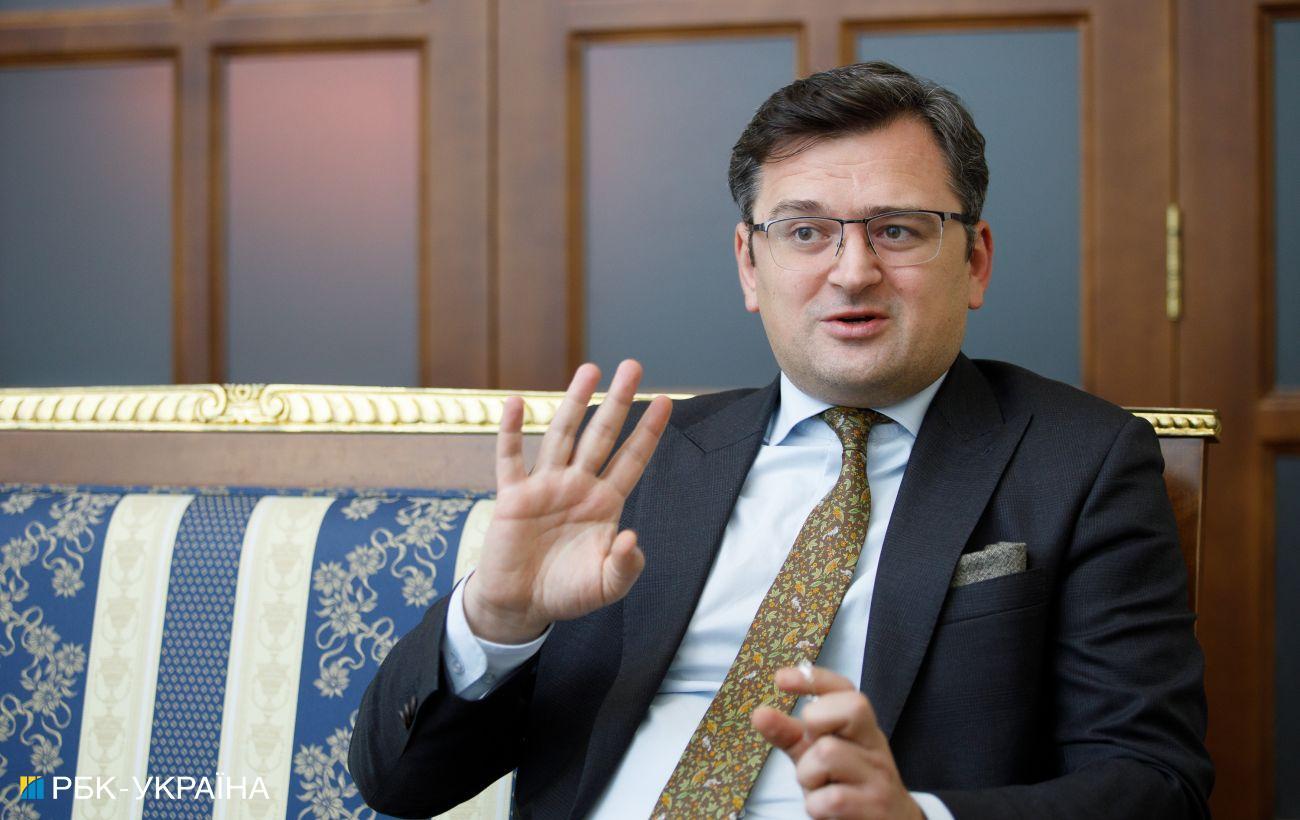В МИД не ждут быстрой реакции России на санкции против Медведчука