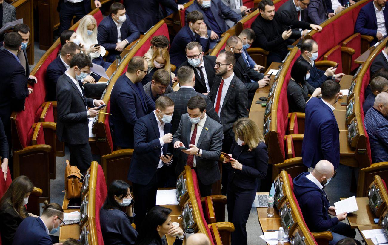 Три фракции требуют срочно рассмотреть законопроект о запрете импорта тока из РФ и Беларуси