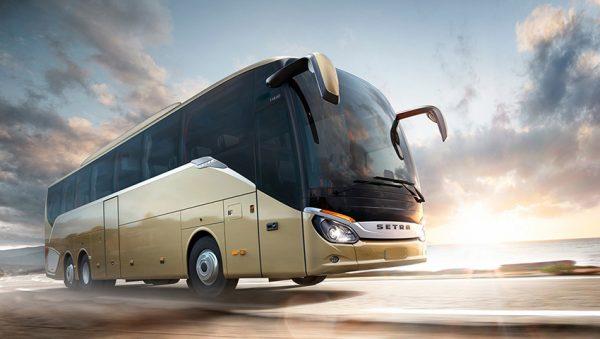 Аренда автобусов в ТОВ