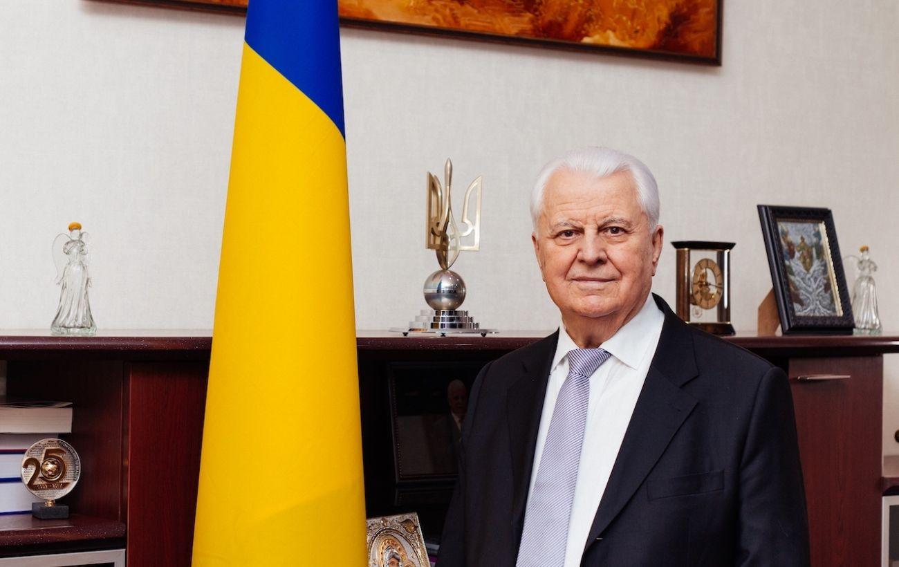 Кравчук об обстрелах на Донбассе: на выстрел надо отвечать выстрелом