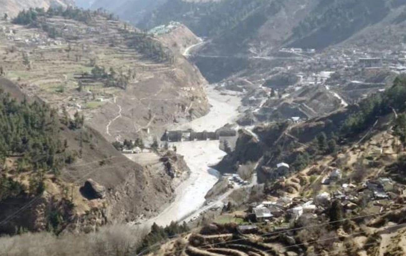 Сход ледника в Индии: погибли 10 человек, много пропавших