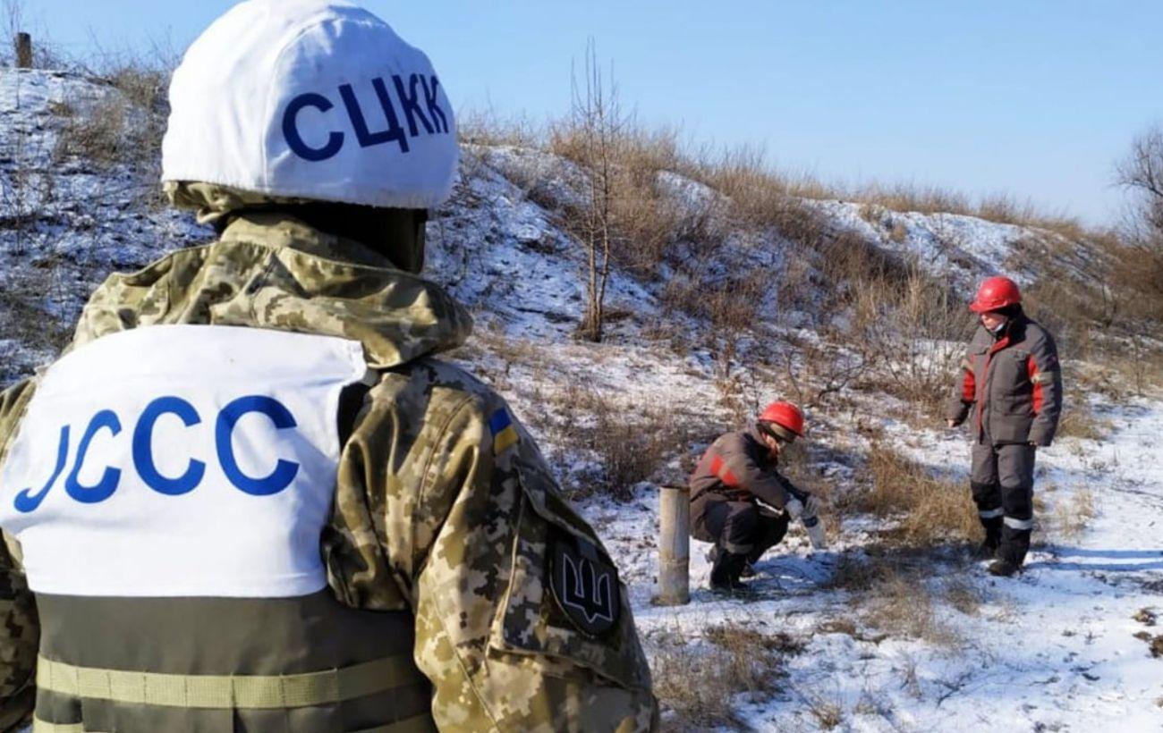 ОБСЕ сообщила о 88 нарушениях