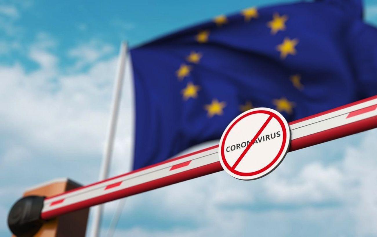Германия частично закрыла границы из-за мутаций коронавируса