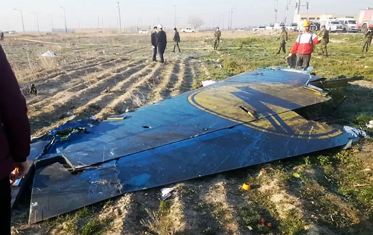 Украина просит Канаду предоставить аудиозапись из дела о катастрофе МАУ