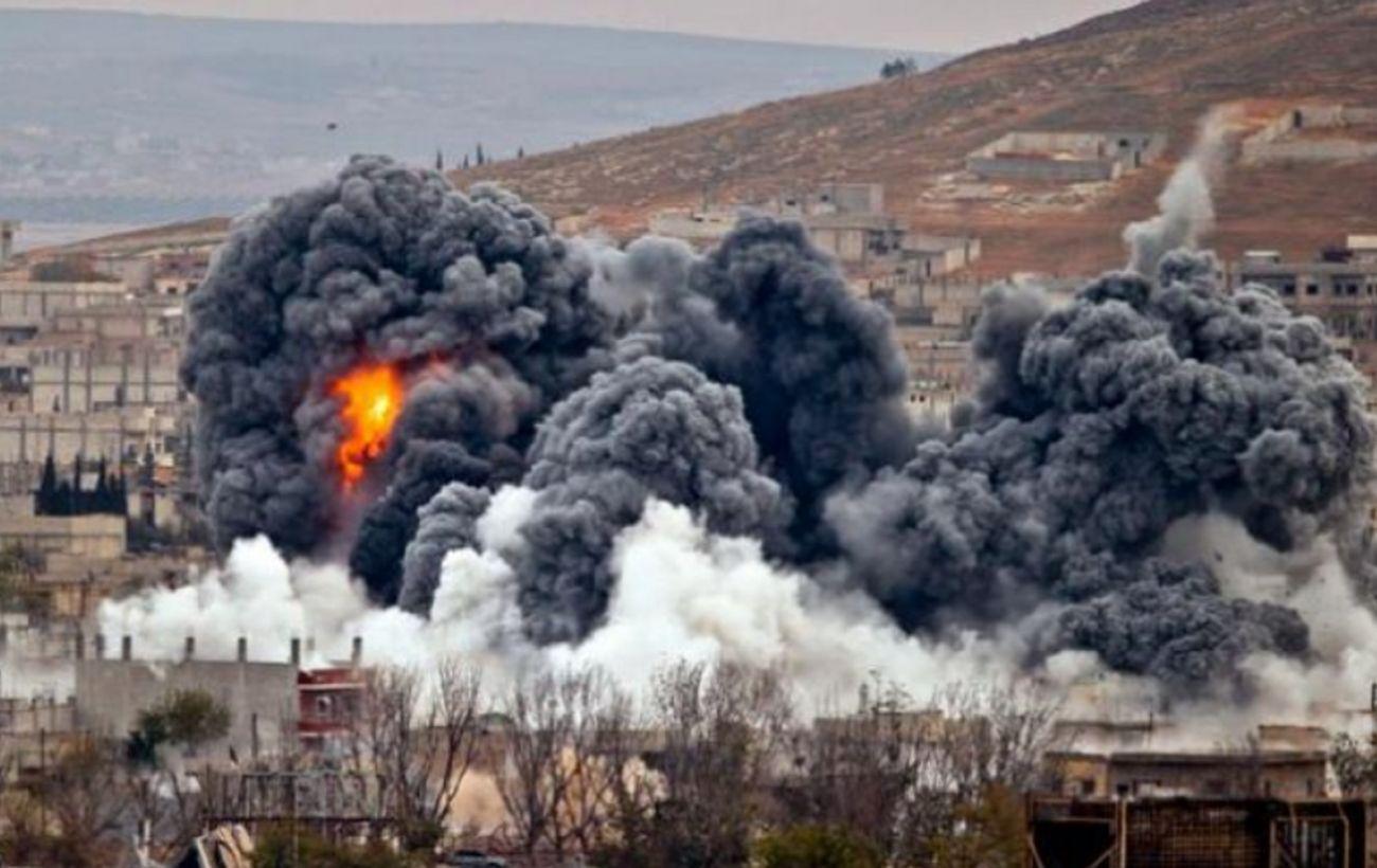 Режим Асада заявил о ракетной атаке на автоцистерны с нефтью
