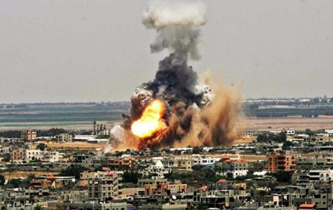 Турция обвинила Сирию в ракетных ударах по нефтяным цистернам