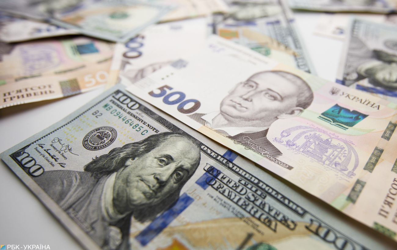 Курс доллара вырос до 28 гривен