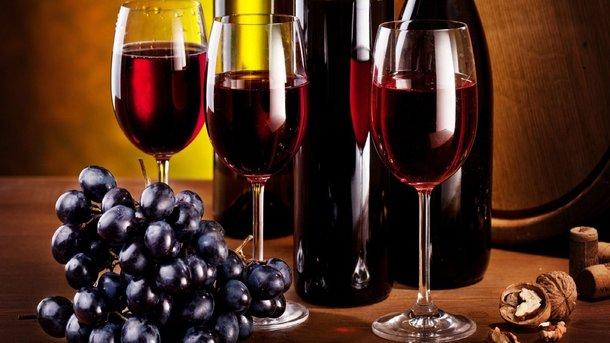 Купить красное вино известных торговых марок