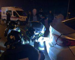 ДТП с участием патрульного авто в Одесской области: есть погибший и трое пострадавших