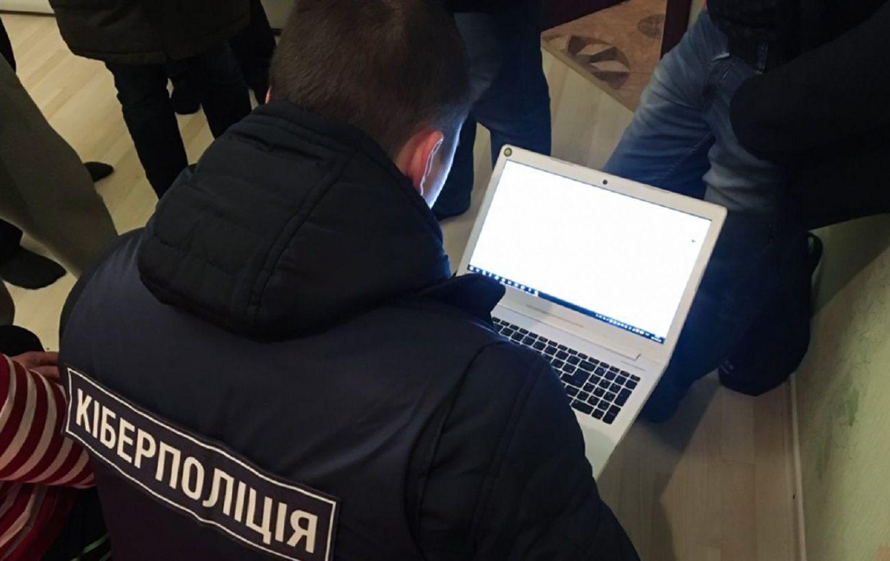 На принудительном лечении: киберполиция сообщила о задержании кураторов