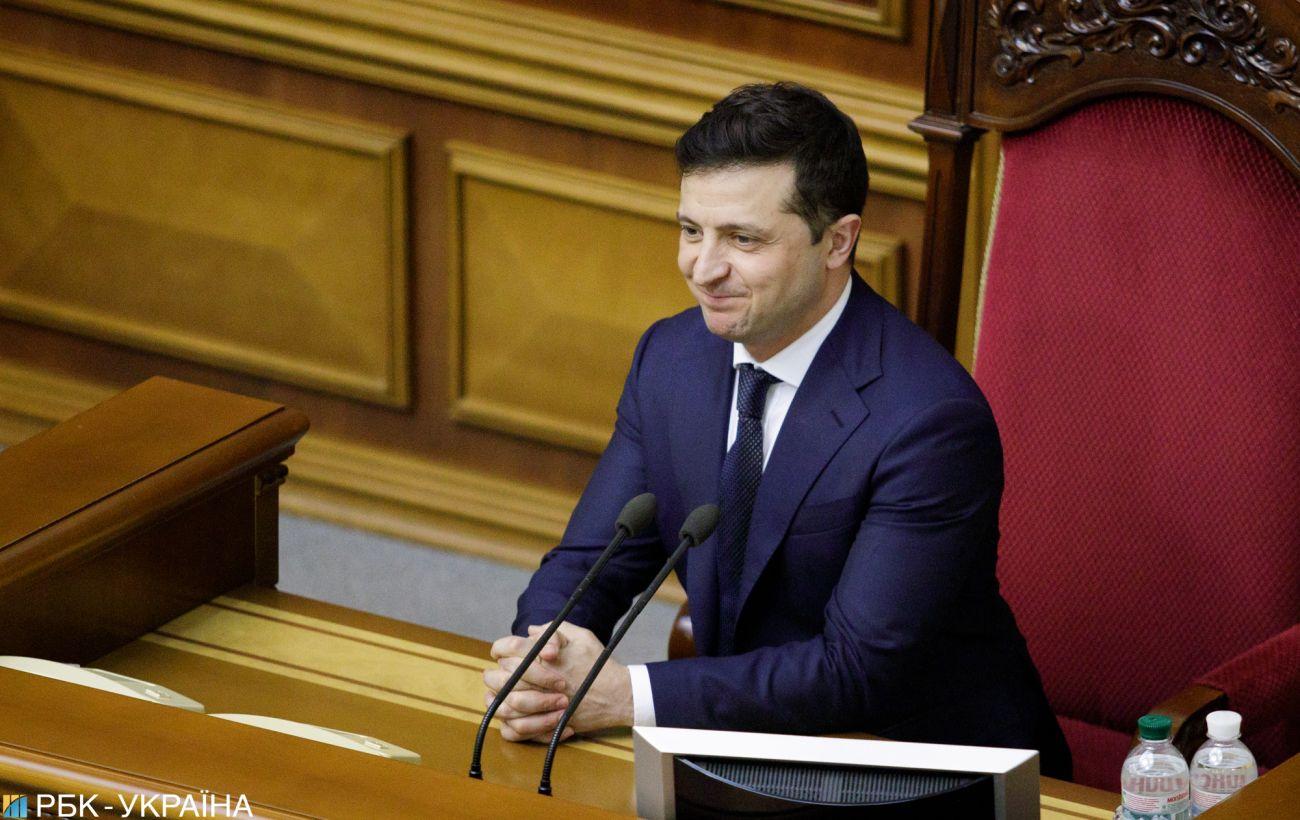 Портал сообщений о коррупции: Раде рекомендуют принять закон с предложениями Зеленского