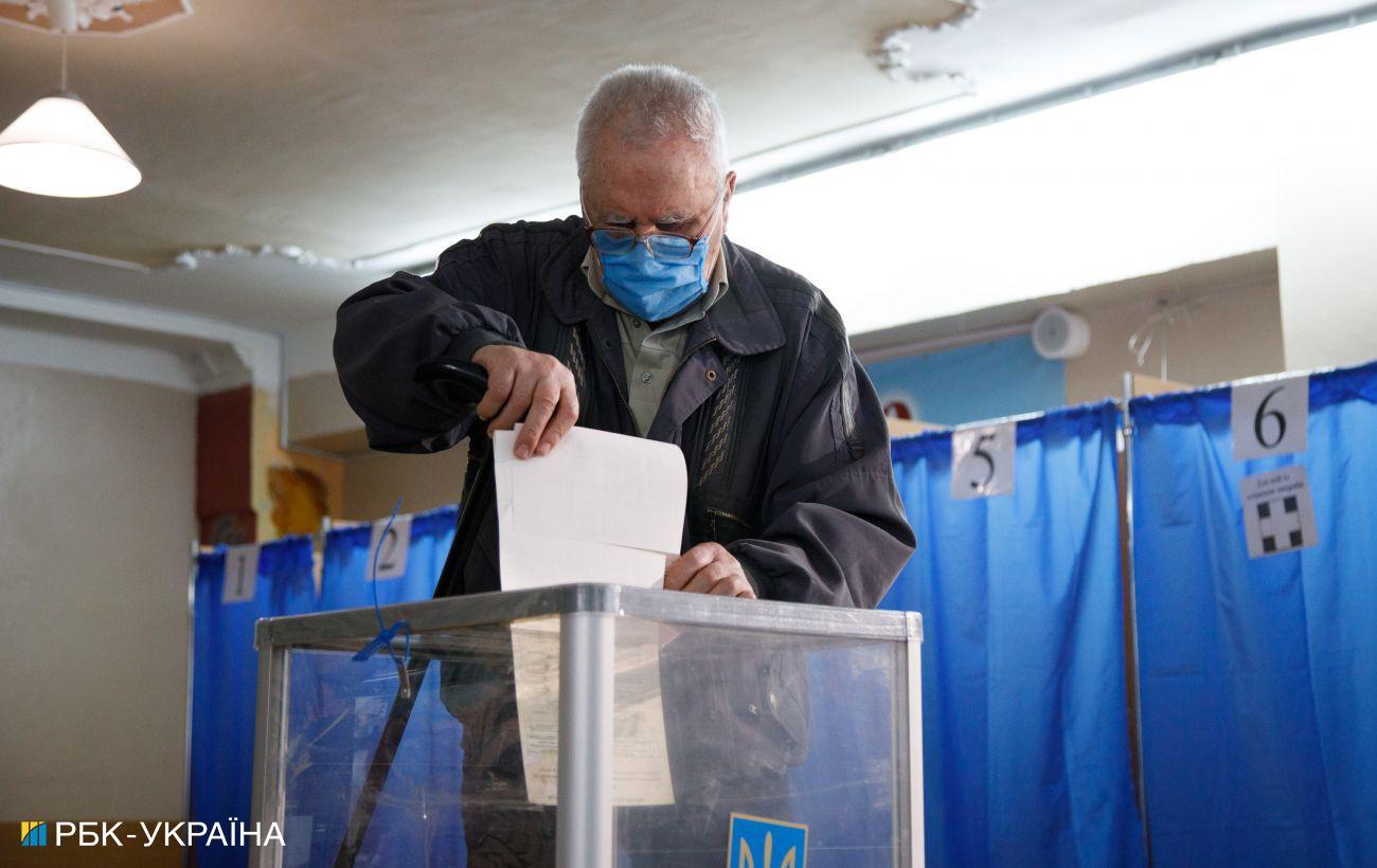 Довыборы в Раду в Донецкой области: выигрывает мэр Доброполья Аксенов, - экзит-пол