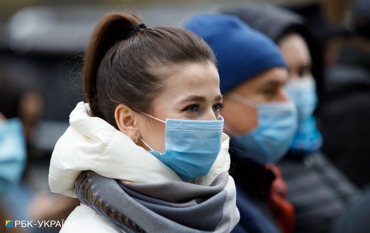Эксперты объяснили причины скачка больных COVID-19 в Украине
