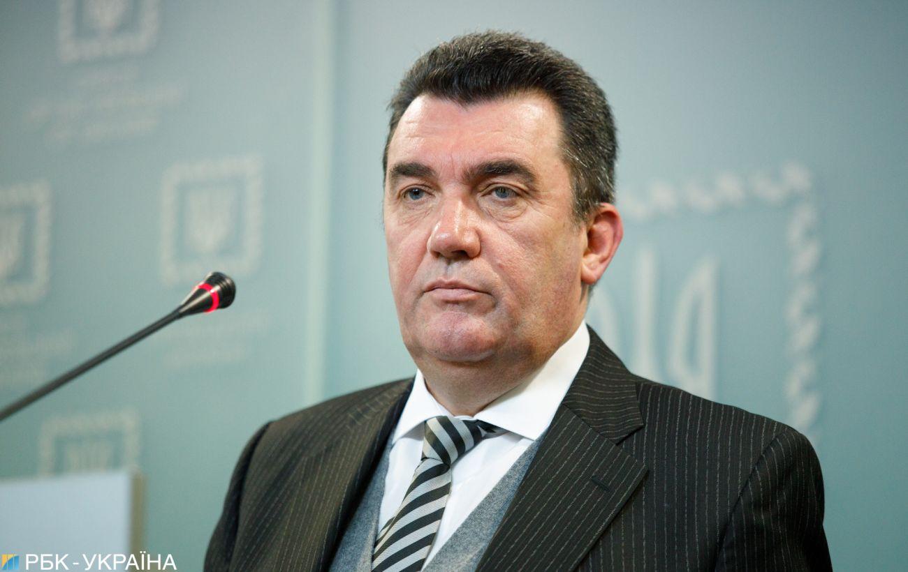 Данилов: никакого Донбасса не существует, этот нарратив навязывает РФ