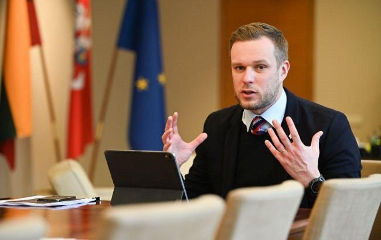 Литва предлагает Украине помощь в подготовке доказательств для персональных санкций ЕС