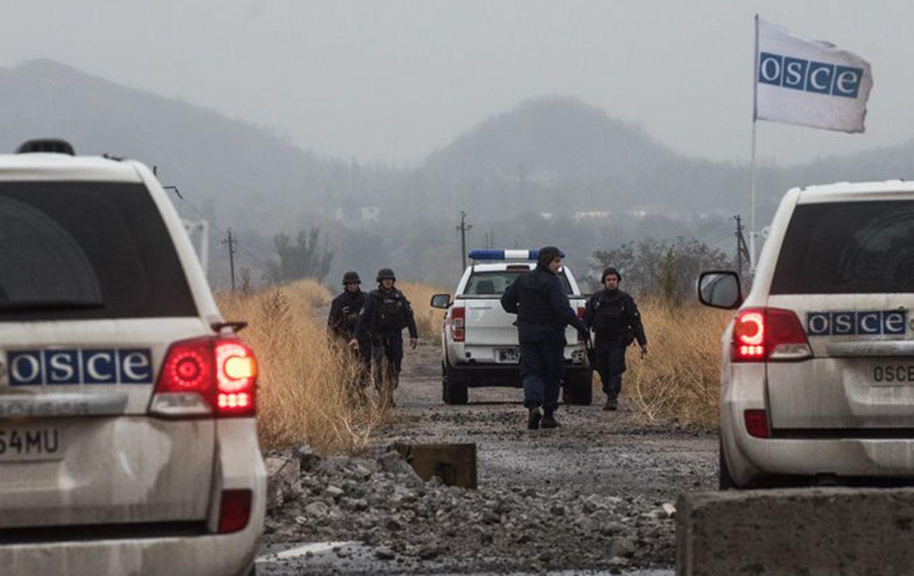 ОБСЕ зафиксировала 44 нарушения перемирия в Донецкой области за сутки