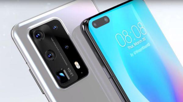 Смартфоны Нuawei P40 Pro - достойный выбор современников
