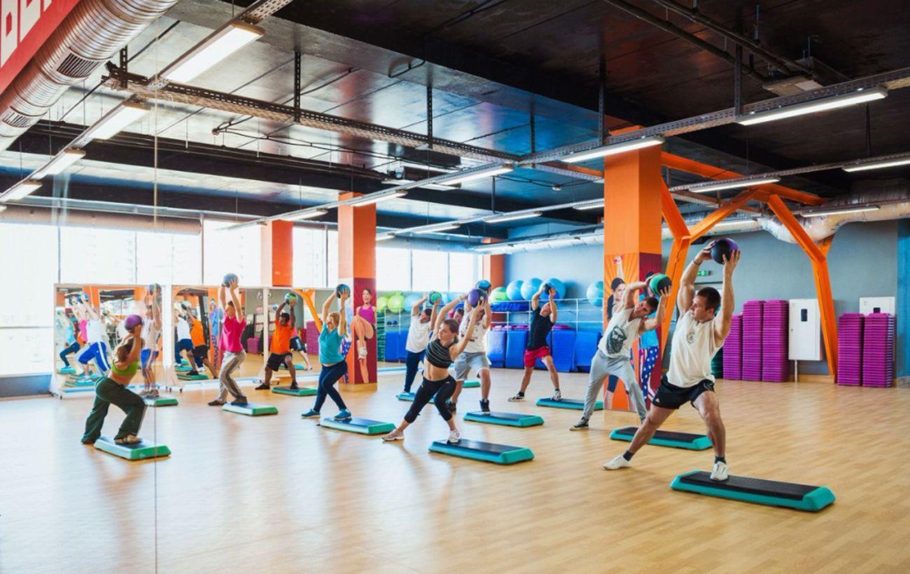 В Киеве сеть фитнес-клубов