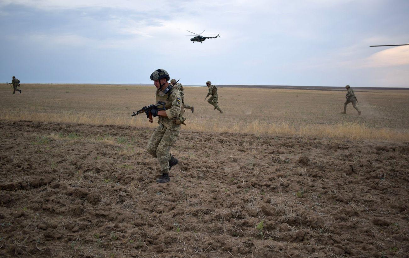 Стало известно имя бойца ООС, погибшего вчера на Донбассе