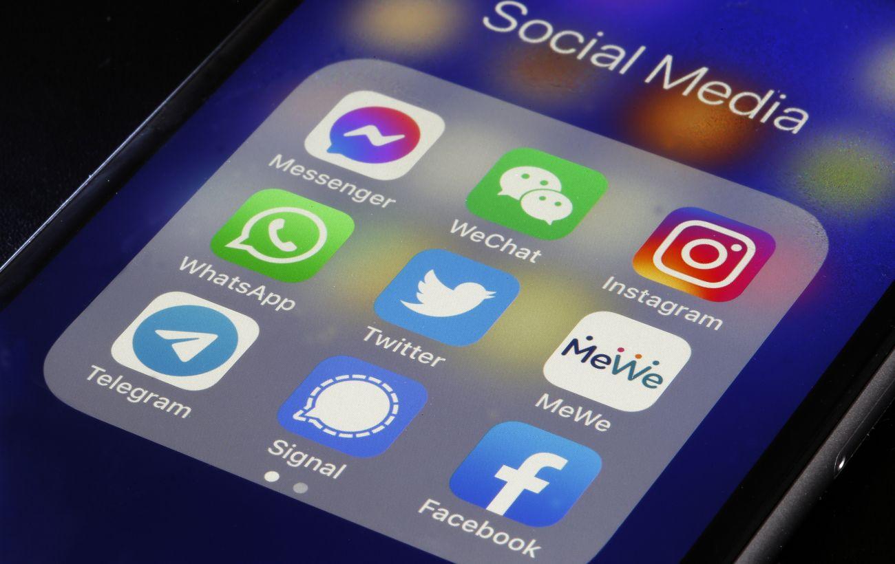 В роботе Instagram, Whatsapp и Facebook произошел сбой