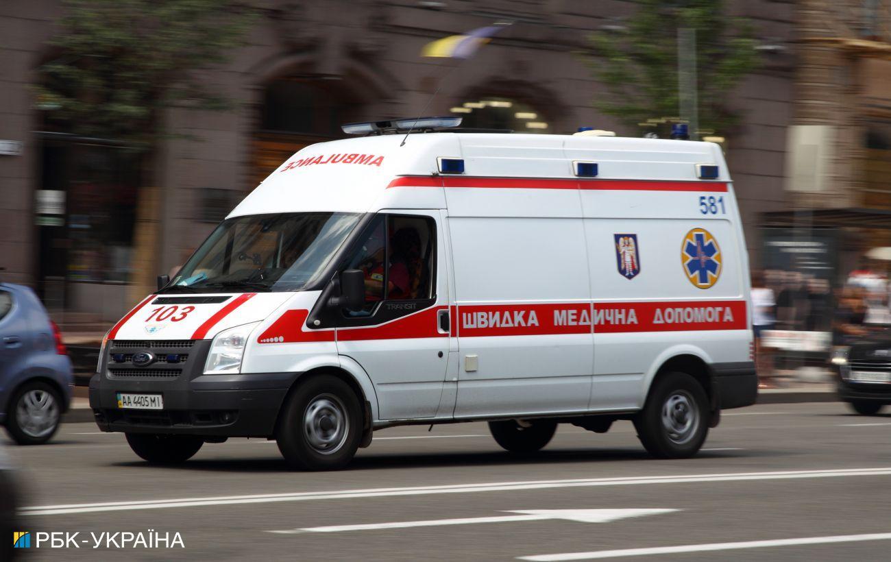 В Полтавской области на перемене умер школьник