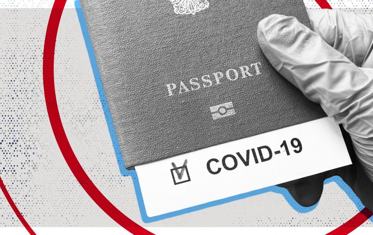 Великобритания обсудит с ЕС создание COVID-паспортов