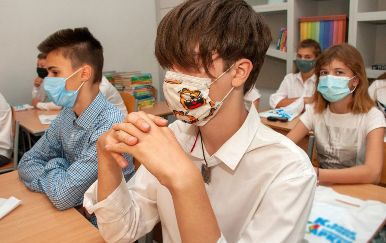 Школы Львова могут перейти на дистанційку