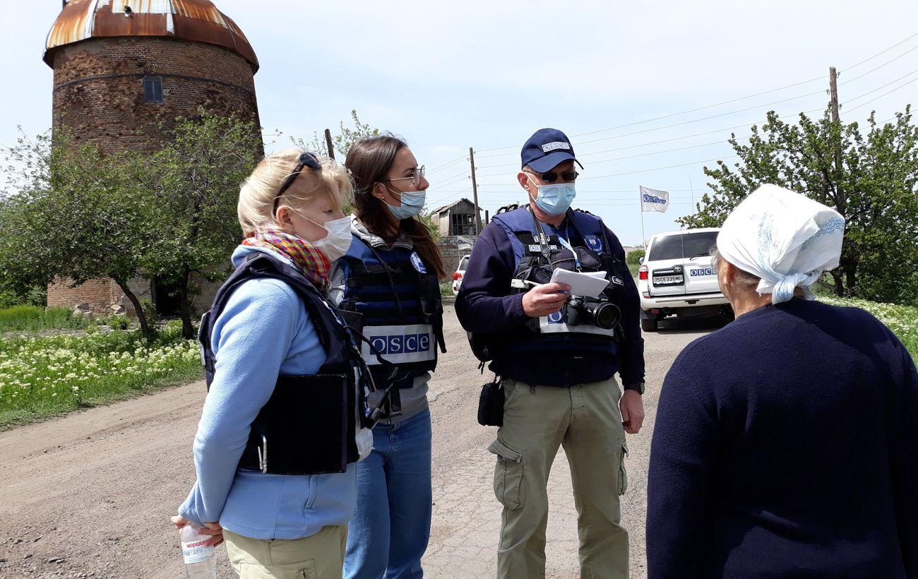 Обострение на Донбассе: ОБСЕ фиксирует рост количества жертв среди гражданского населения