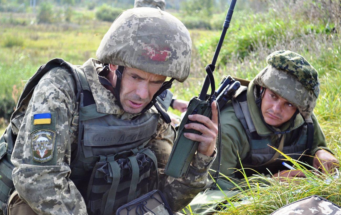 На Донбассе зафиксировали