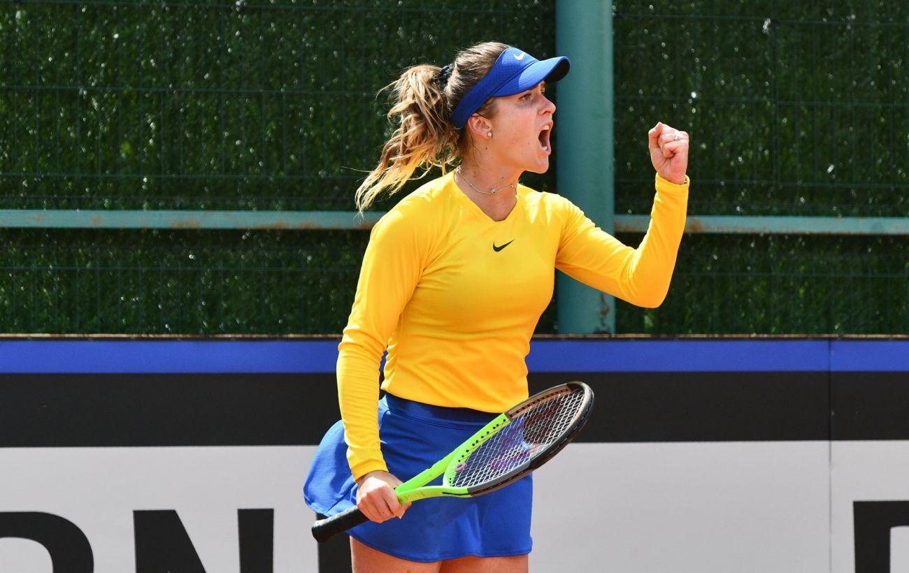 Украина разгромила Японию и вышла в квалификацию Кубка Билли Джин Кинг по теннису