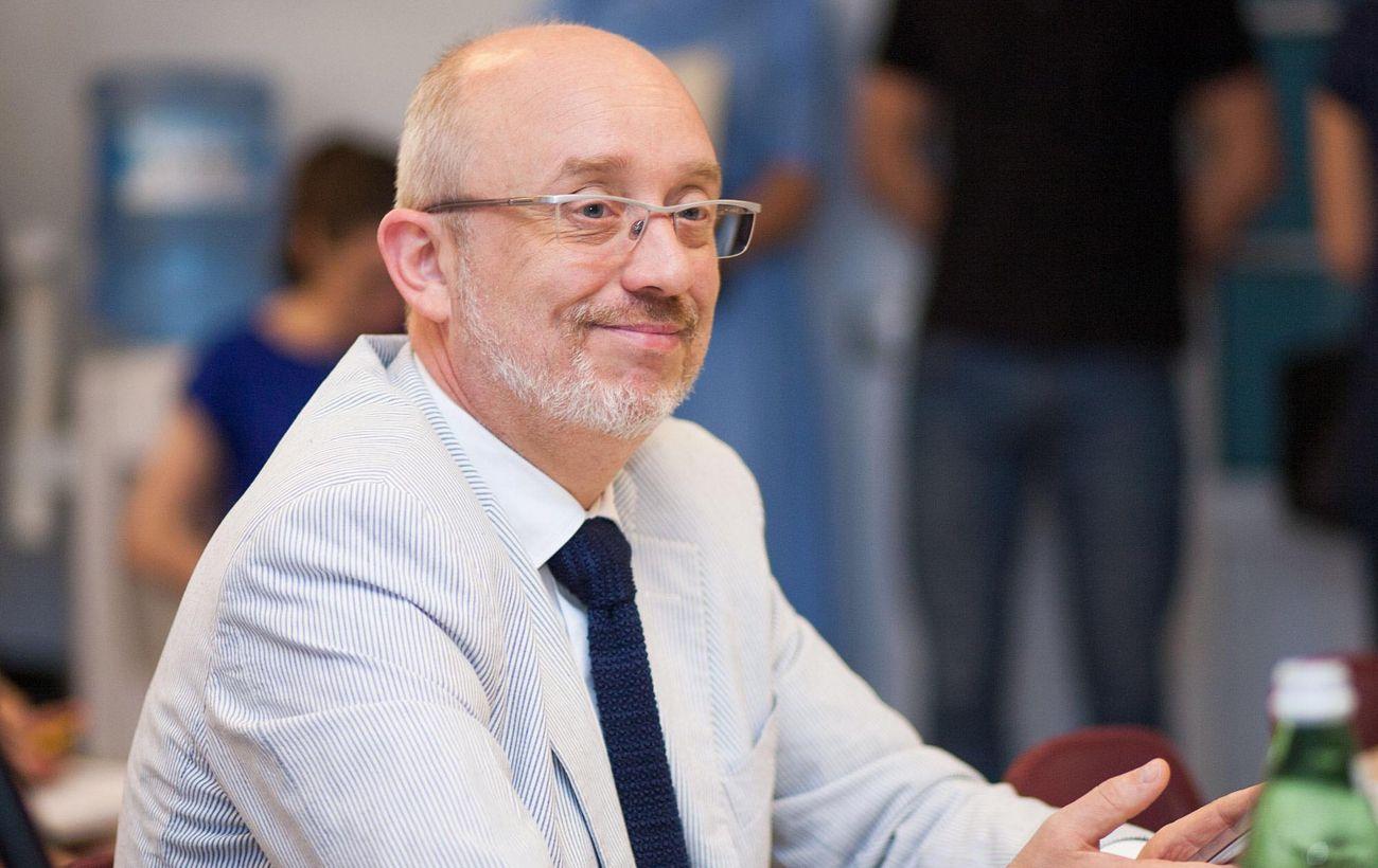 Зеленский не поедет в страну-агрессора на переговоры с Путиным, - Резников
