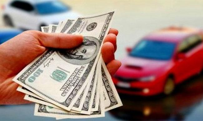 Оформление срочного кредита под залог автомобиля
