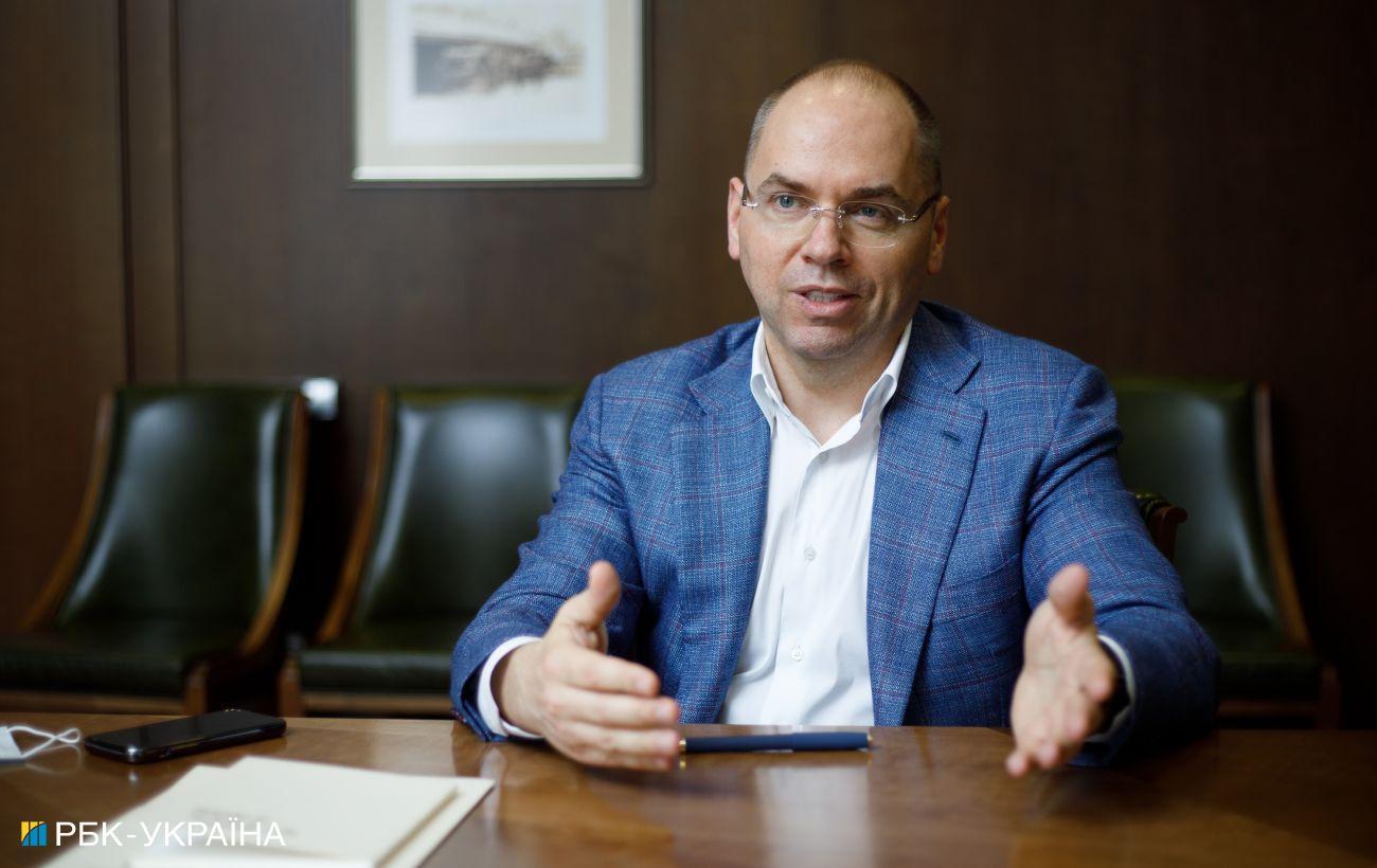 В Украине нет ни одной COVID-больницы, где бы закончился кислород, - Степанов