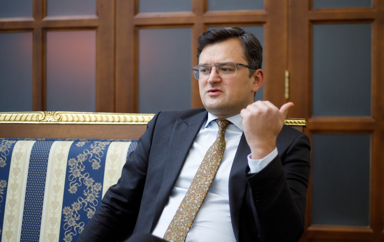 Украина и Эстония договорились о консолидации международной поддержки из-за обострения на Донбассе