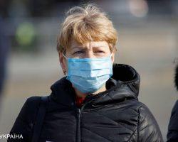 В Украине свыше 10 тысяч новых случаев COVID-19