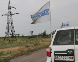 Боевики не пропустили патруль ОБСЕ в Донецкой области