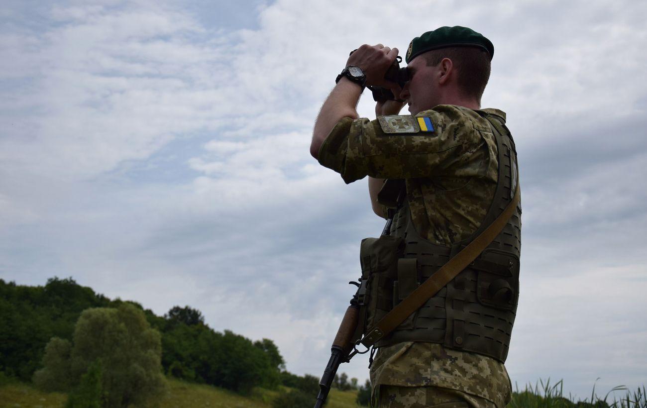 В Черновицкой области от выстрела погиб пограничник