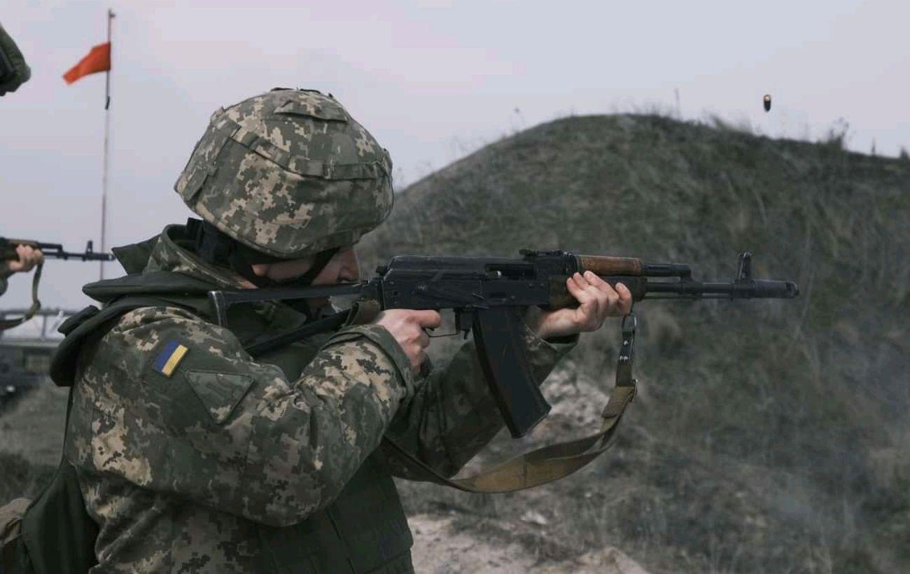 Боевики смертельно ранили военного возле Авдеевки