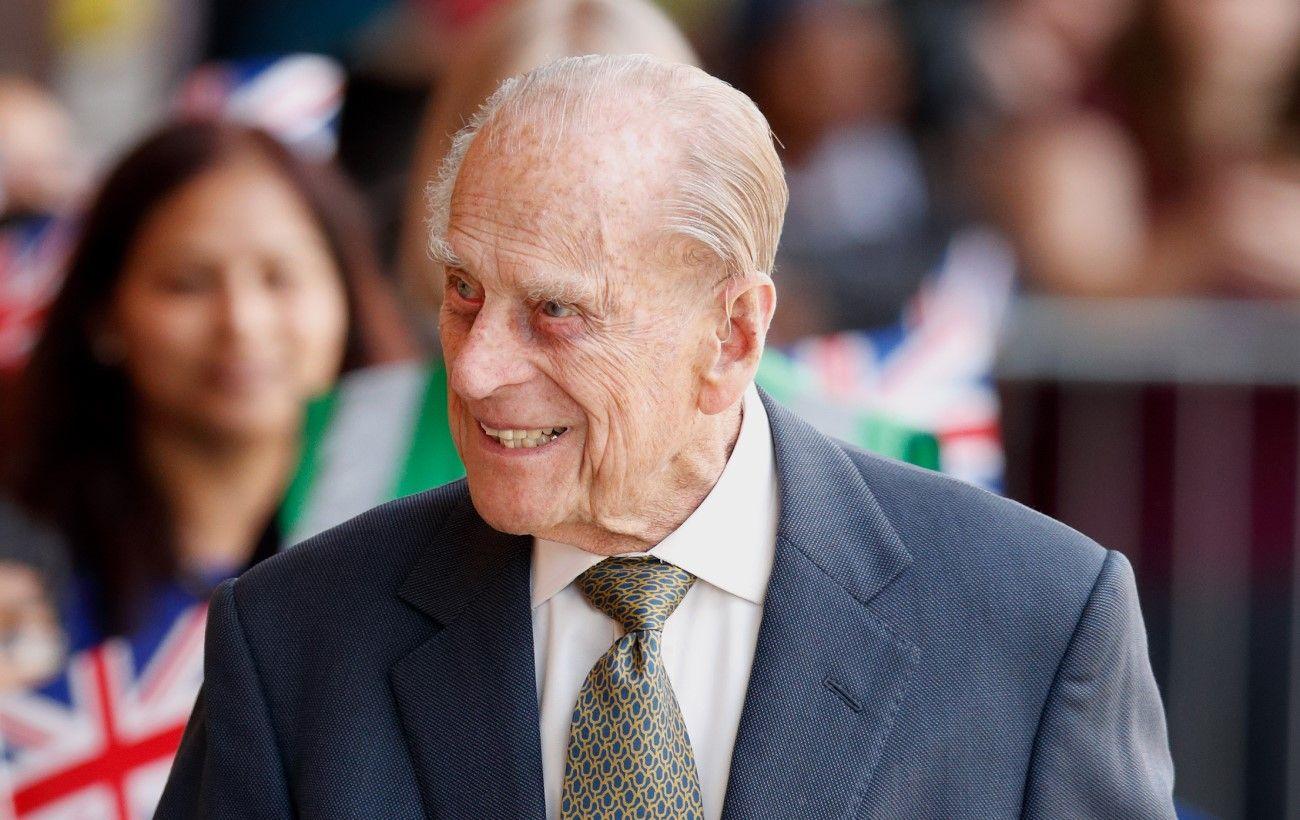 В Британии объявили национальный траур по принцу Филиппу