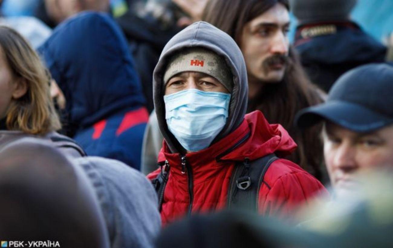 Эксперты спрогнозировали, когда эпидемия COVID в Украине ослабнет