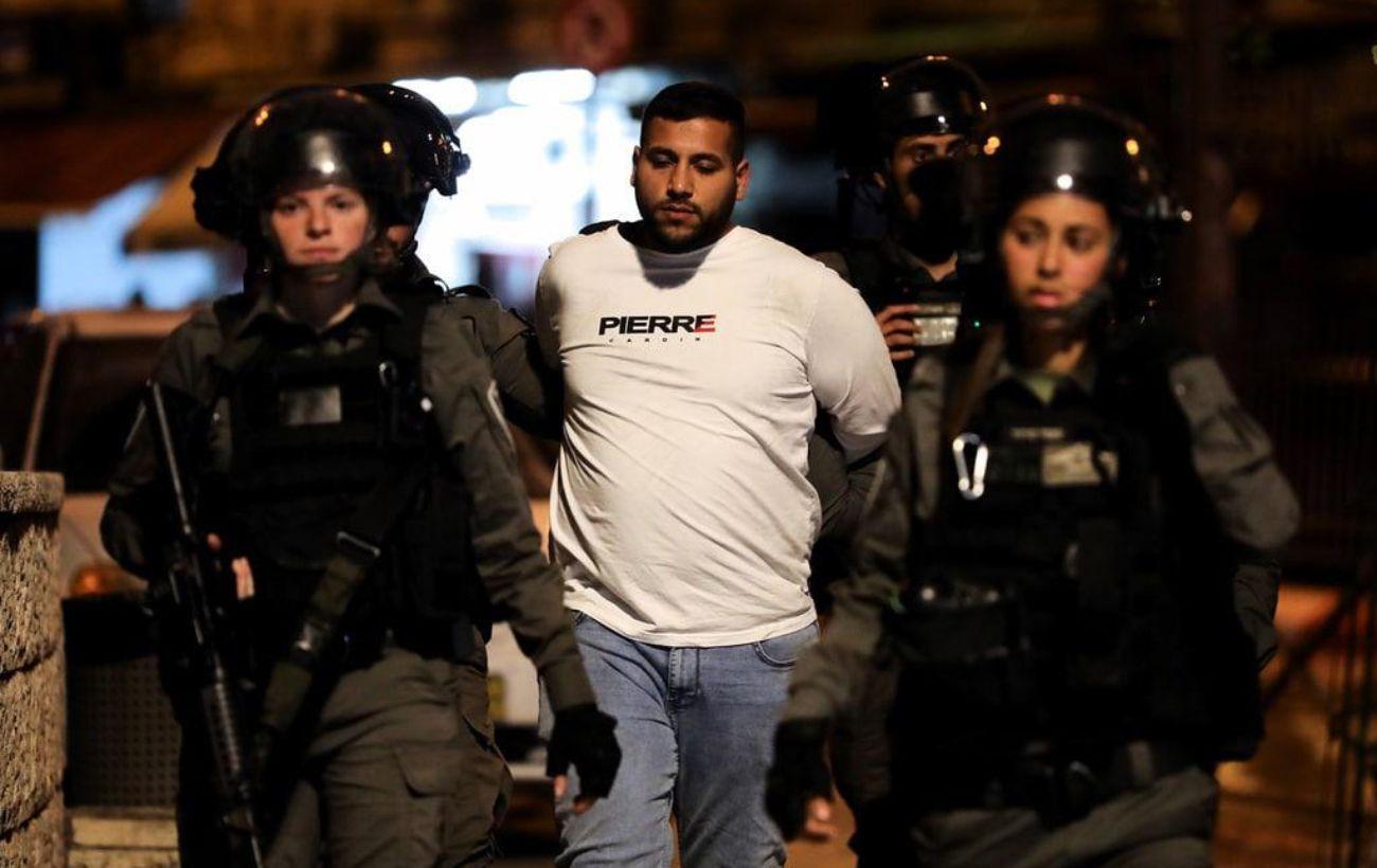 Десятки раненых и арестованных. В Иерусалиме произошли межэтнические столкновения