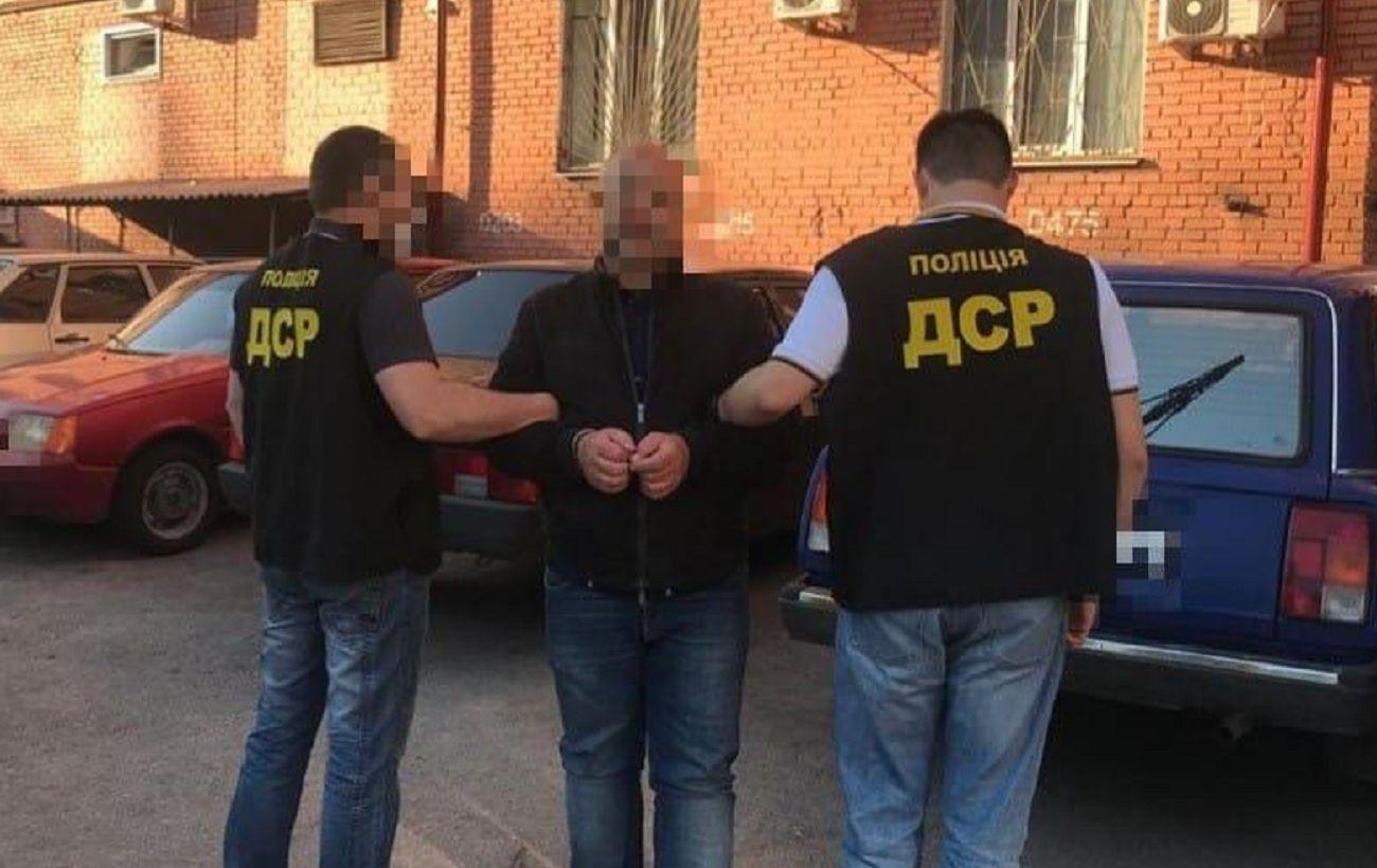 В Запорожье арестовали