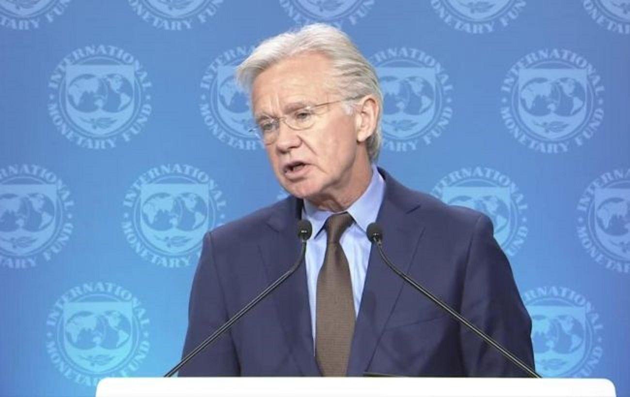 МВФ ожидает от Украины большего прогресса для получения следующего транша