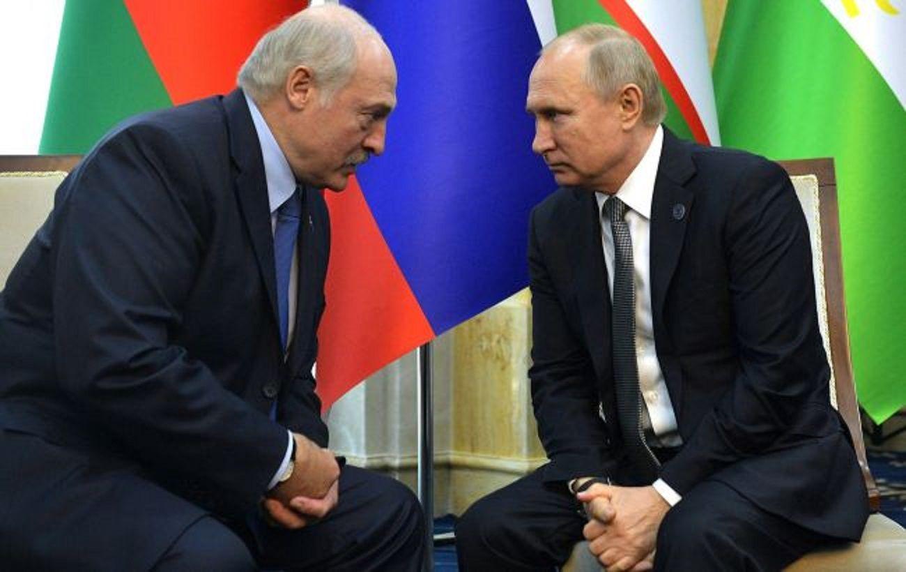 Путин об интеграции Беларуси с РФ: должна идти не спеша