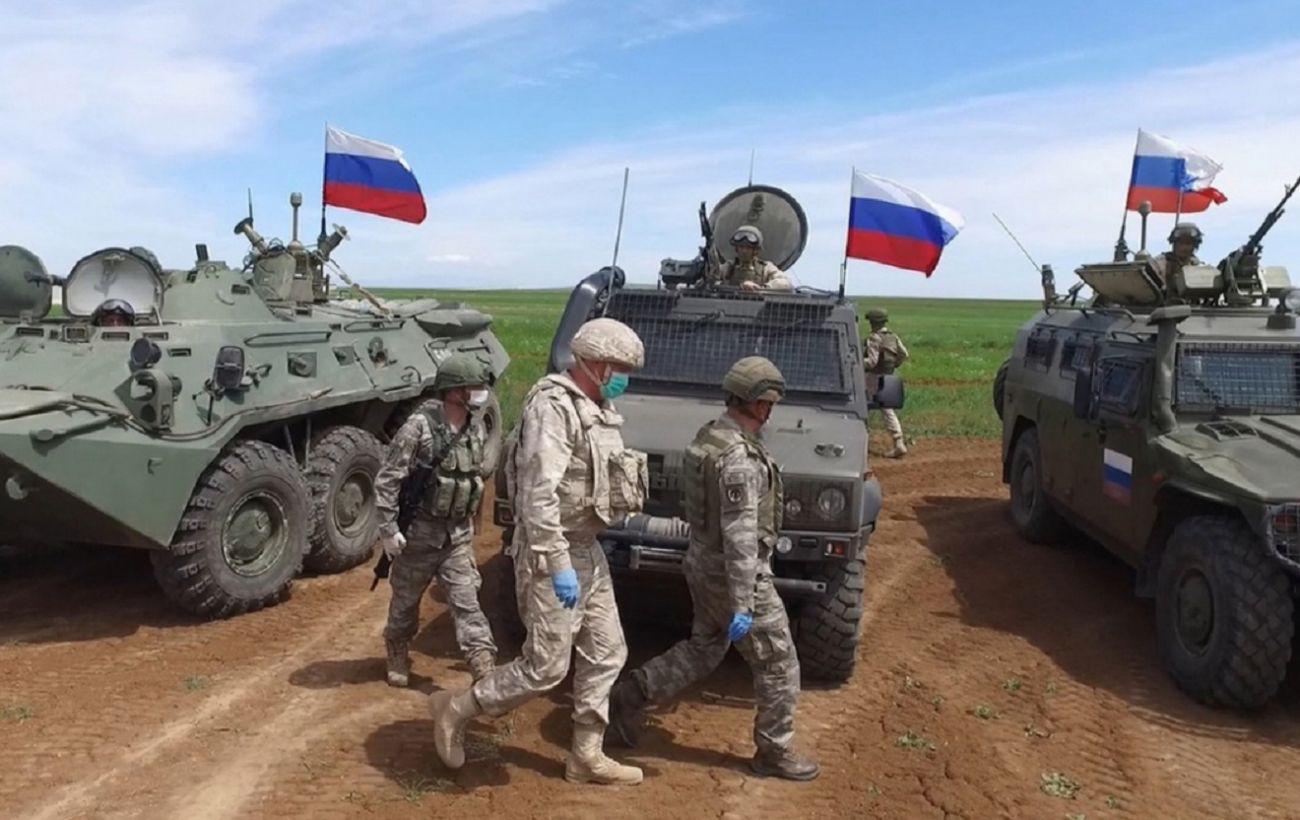 Минобороны РФ заявило о блокировании в Сирии колонны бронетехники США