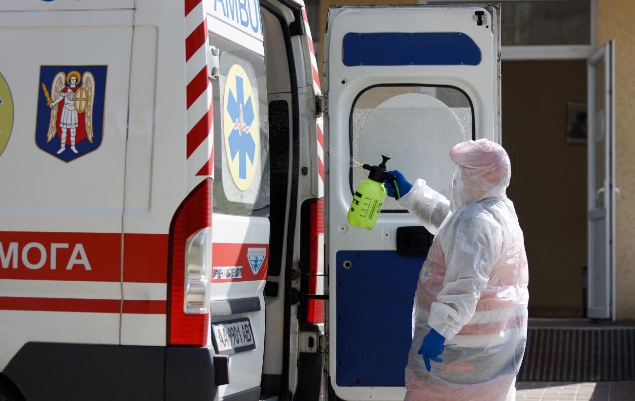 В квартире в Киеве произошел взрыв, владельца госпитализировали