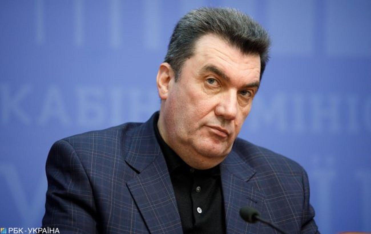 Данилов рассказал о тайном решении СНБО о создании кибервойск Украины