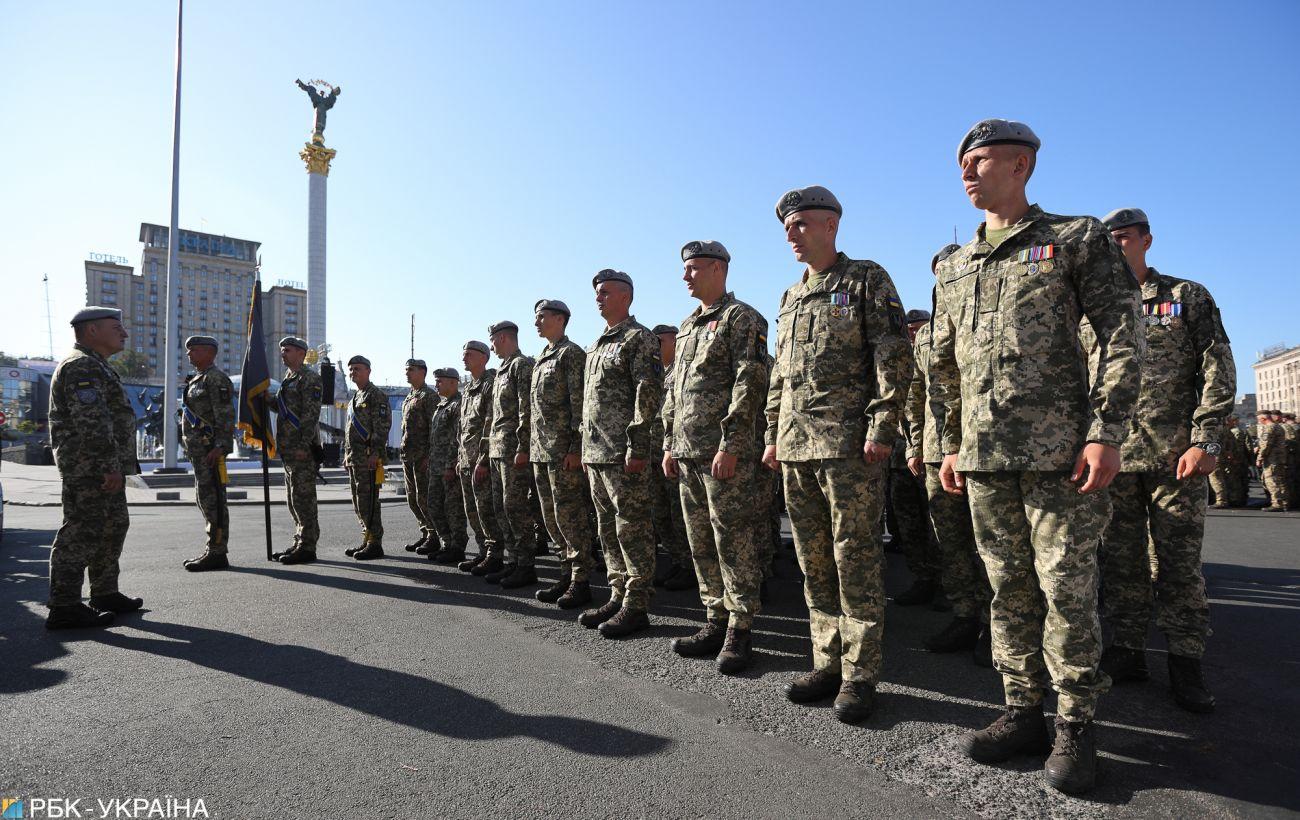 Зеленский наградил 20 украинских военных, часть из них посмертно