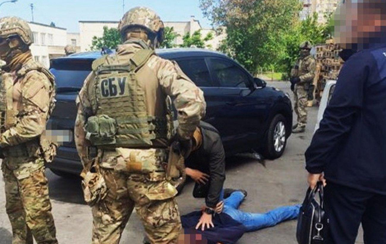 СБУ задержала офицера Нацгвардии за торговлю оружием
